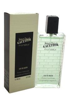 Jean Paul Gaultier Monsieur Eau du Matin Invigorating Fragance spray 100ml