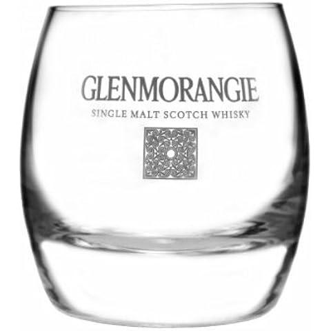 2glenmorangie bicchieri da whisky Tumbler, bicchieri da whisky, whisky vetro, long drink