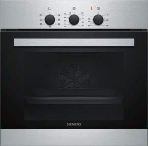 Siemens–Horno empotrable (acero inoxidable, 5modos de cocinado
