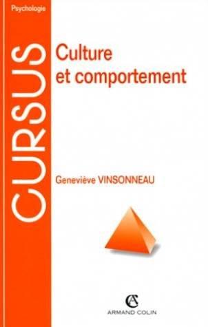 Culture et comportement (2ème édition)