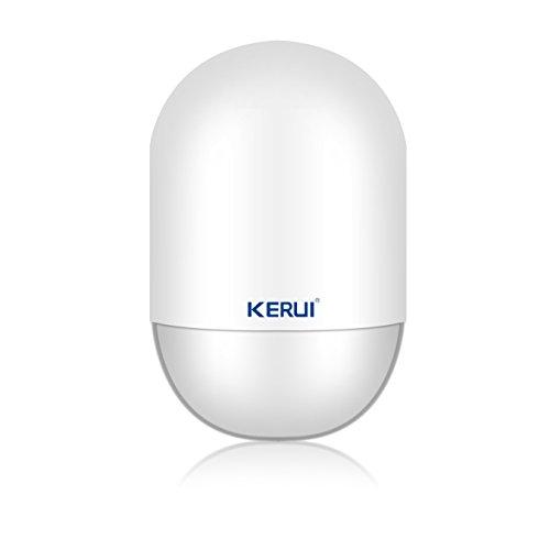 kerui-p829Bewegungsmelder-Alarm-System kabellos Sicherheit PIR Sensoren-Meerjungfrau Infrarot-Bewegungsmelder, Sensor Alarm Wireless, PIR Sensor-Bewegungsmelder PIR kabellos (Alarm Wireless Bewegungsmelder)