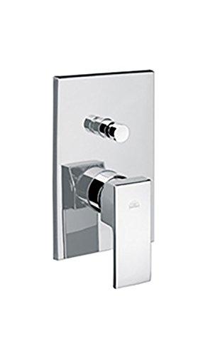 PAFFONI LES015 CR miscelatore doccia ad incasso con deviatore livello