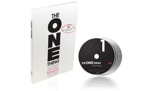 The ONE Thing: The Surprisingly Simple Truth Behind Extraordinary Results (Audiobook) by Gary Keller, Jay Papasan (2013) Audio CD