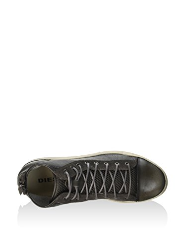 Diesel Herren Tempus Diamond High-Top Schokoladenbraun