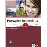 Passwort Deutsch 4. Kurs- und _bungsbuch inkl. CD