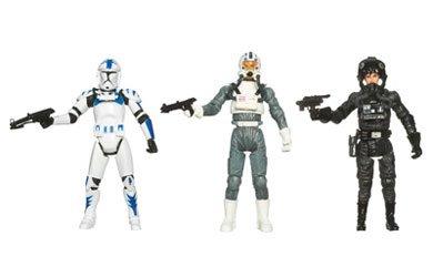 Star Wars Imperial Pilot Legacy Spielset 87874 [Spielzeug]