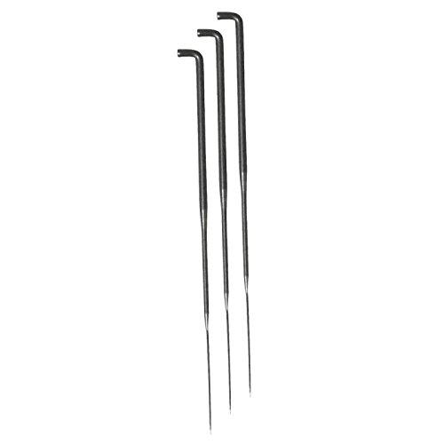RAYHER 5322800 Filznadel, Set 7 Stück, 78 mm, passend für Artikel Nummer 53-227-00