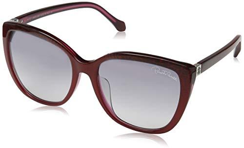 Roberto Cavalli Damen Rc1018-F 68B-58-17-140 Sonnenbrille, Rot, 58