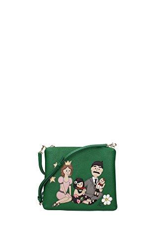 BI0809AB5148H526 Dolce&Gabbana Sac à bandoulière Femme Cuir Vert Vert