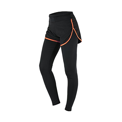Bluelover Arsuxeo Mujeres Yoga Running Pantalones