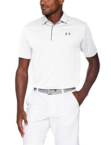 Under Armour T-shirt Tech Polo - manches courtes pour homme...