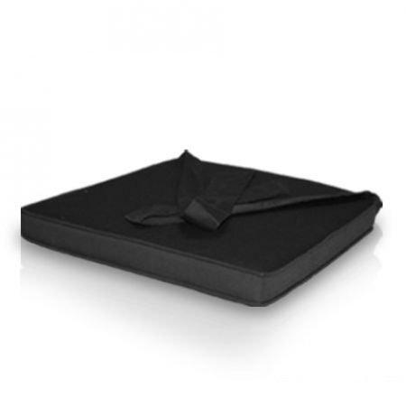 Sitzkissen Schwarz x1