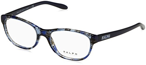 Ralph by Ralph Lauren - RA 7043, Géométriques, acétate, femme, BLUE HAVANA b878139ef709
