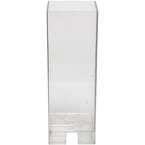 Moule pour bougie, dim. 160x60 mm, Carré, 1 pièce
