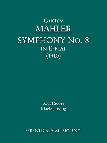 Symphony No.8: Vocal score