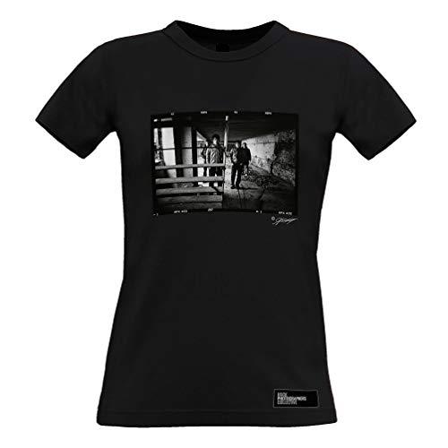 Arctic Monkeys, Sheffield, 2002 (AC) Damen T-Shirt - Schwarz/XS
