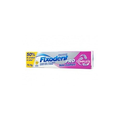 Fixodent Pro Comfort Care 70.5g