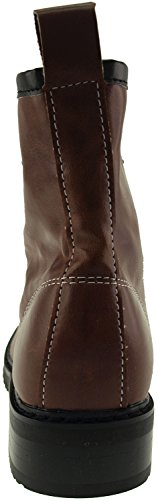 Maxstar  303-Walker, Chaussons montants femme Marron - marron