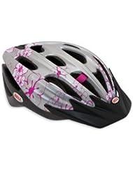 Bell, Casco bicicletta Cognito, 50-57 cm, Multicolore (silver/pink sash), 50-57 cm
