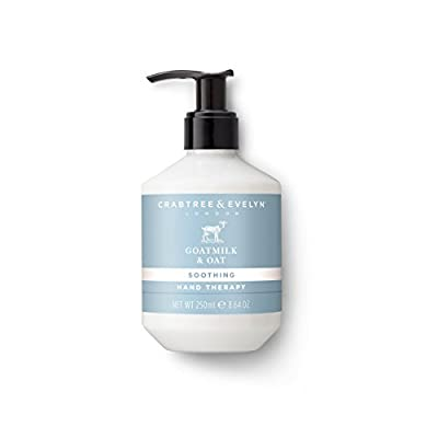 Crabtree & Evelyn Goat Milk and Oat Hand Therapy, 250 ml