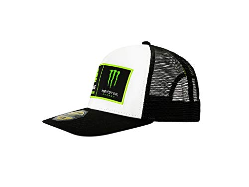 VR46 Cap Riders Academy Trucker Valentino Rossi Snapback Official Racing Apparel