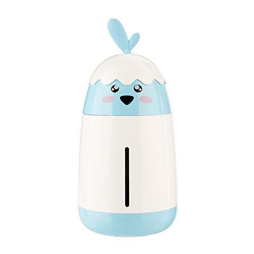 ALIKEEY Kawaii Luftbefeuchter Cute Chick LED Luftbefeuchter Diffusor Luftreiniger Zerstäuber