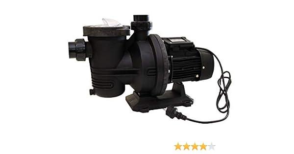 EDENEA Pompe Filtration Piscine 3//4 CV 13m3//h