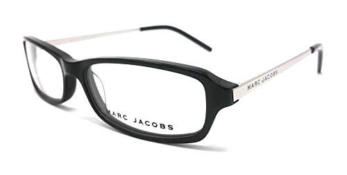 Marc Jacobs Sonnenbrille für Damen MJ 007 Schwarz und Silber QY3