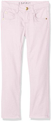 ESPRIT Mädchen Jeans RK22053, Rosa (Pastel Pink 312), 128 (Rosa Mädchen-jeans)