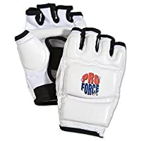 ProForce Taekwondo Sparring Gloves - Blanco - Peque?o