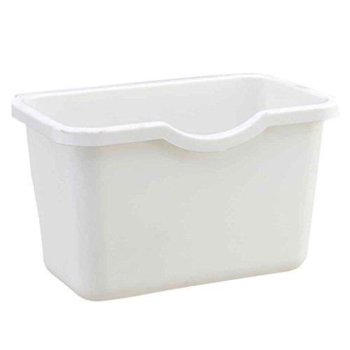 La basura de la cocina Cajas de almacenamiento Armario de puertas colgantes...
