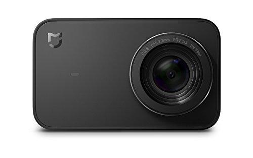 "Mi Action Cámara Deportiva 4K. Tipo HD: 4K Ultra HD, Máxima resolución de video: 3840 x 2160 Pixeles, Velocidad máxima de cuadro: 200 pps. Tipo de sensor: CMOS. Pantalla: LCD, Diagonal de la pantalla: 6,1 cm (2.4""), Resolución de la pantalla: 960..."