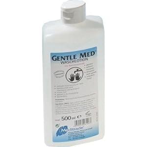 Meditrade Gentle Med Waschlotion – mit Kamillenextrakt – 12 x 500 ml