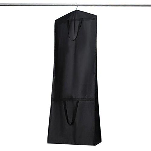 Shsyue Atmungsaktiver Brautkleidersack, Faltbare Polyester Kleidersack Schutzhülle für...