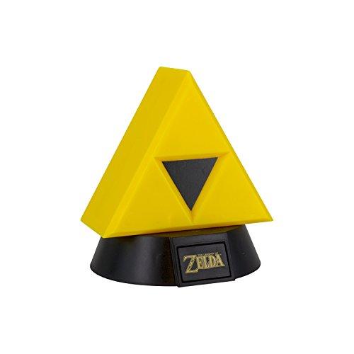 The Legend of Zelda lámpara 3D, multicolor