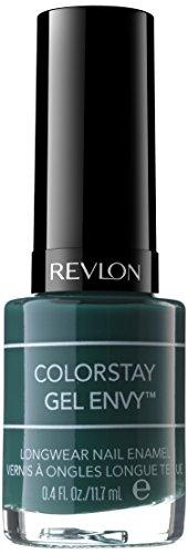 Envy Gel LONGWEAR Colorstay Revlon Nail Enamel - High Stakes (230)