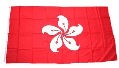 Fahne Flaggen HONGKONG 150x90cm