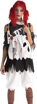 Lappen Puppe - Halloween-Kostüm