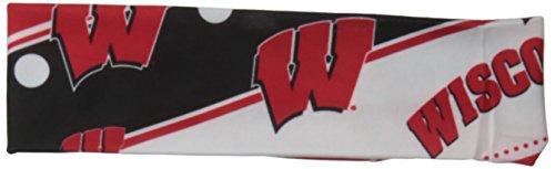 ncaa-florida-state-seminoles-elastico-diadema-ncaa-wisconsin-badgers-color-blanco-tamano-talla-unica