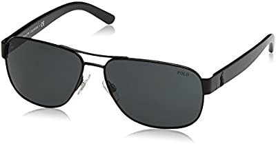 Polo Ralph Lauren Ph3089, Gafas de Sol para Hombre