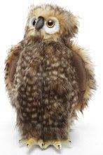 Peluche Gufo Owl 34x14x14 Cm Peluches Hansa PS 07705