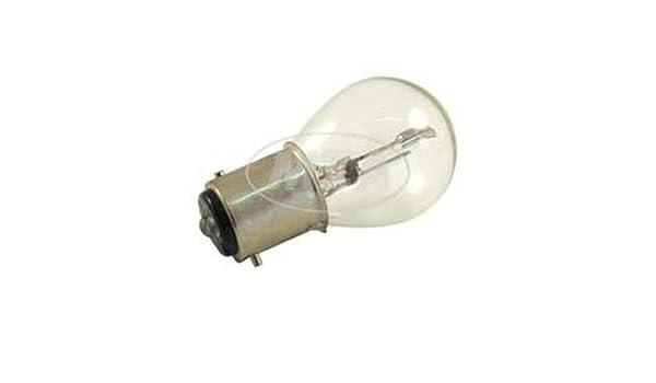 Markenlampe GL/ÜWO Germany Biluxlampe 6V 15//15W Ba20d
