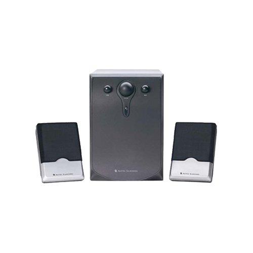 Altec Lansing 121 powered 2.1 audio system conjunto de altavoces 2.1 canales...