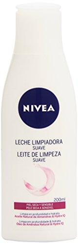 Nivea Struccante, Leche Limpiadora Suave, 200 ml