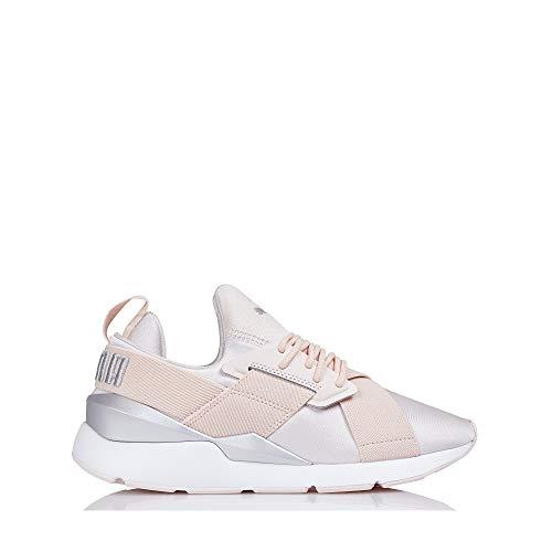 Puma Sneaker pearlsilver Velour