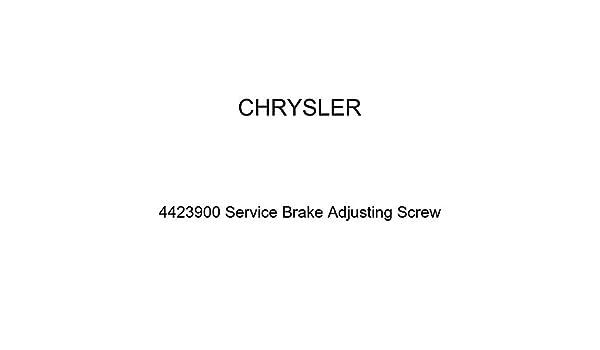 Genuine Chrysler 4423900 Service Brake Adjusting Screw