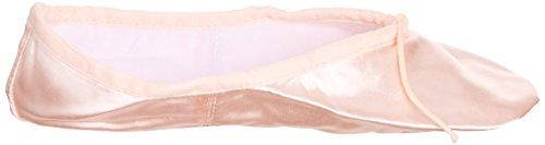 Bloch Debut I Satin, Ballerine Donna Rosa (Pink)