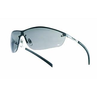 Bolle Contour Metal marco humo gafas de seguridad