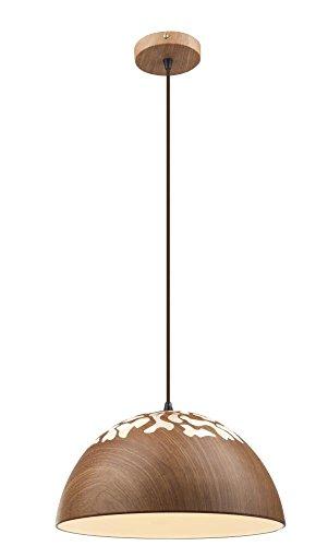 GLOBO 15153 Lampe, métal, Marron