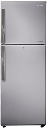 Samsung RT27HAJYASA Frost-free Double-door Refrigerator (253 Ltrs, 3 Star Rating, Metal Graphite)